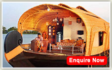 Alleppey Houseboat Images
