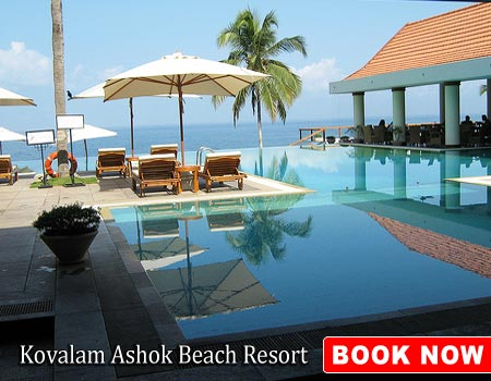 Kovalam Ashok Beach Resort
