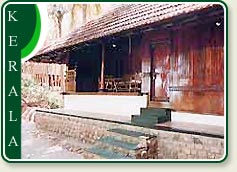 Handcarved Traditional Wooden Cottages - Kovalam